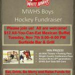 White Hawks Boys Hockey to Host Fundraiser