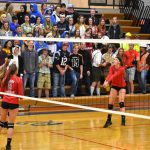 White Hawks Lose to Watertown in Volleyball Section Semifinals