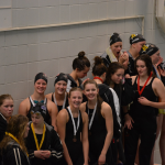 Girls Swim Section Finals