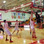 White Hawks Boys Basketball Loses Two