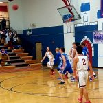 Boys Basketball Splits with Litchfield, Watertown-Mayer