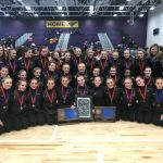 Hawkettes are State Bound for 12th Straight Year