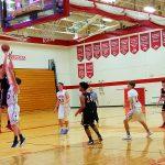 Boys Basketball Earns Split in Pair of Home Games