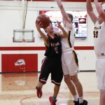 Boys Basketball Nears End of League Schedule