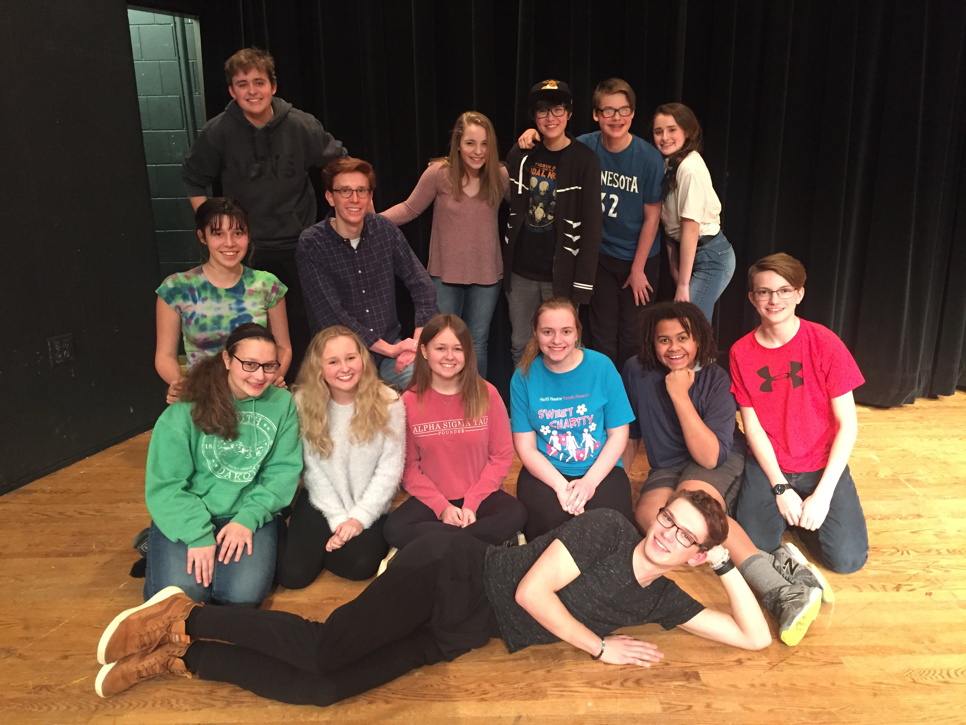 MWHS Theatre to Present 'Egad, The Woman in White'