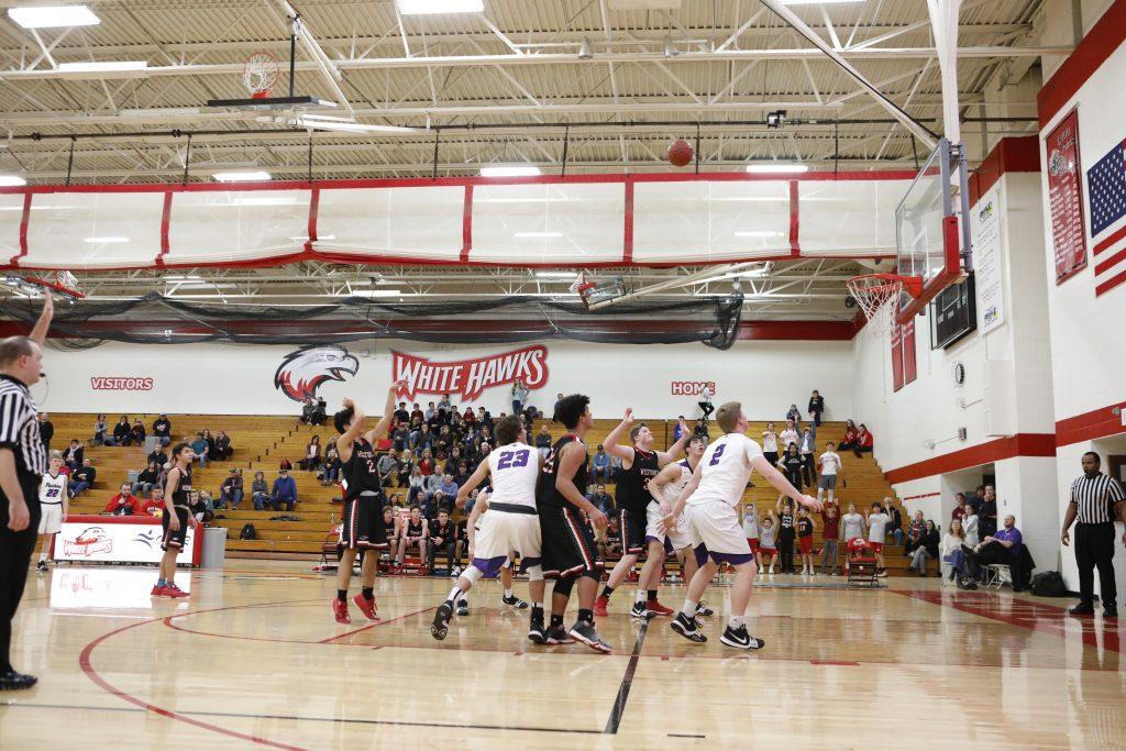 MWHS vs. Glencoe boys basketball