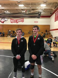 State entrants Ethan Devore and Ben Schmalz