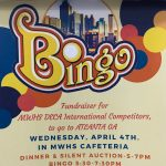 DECA Bingo Night Flyer