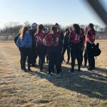 White Hawks Softball Plays Two Doubleheaders