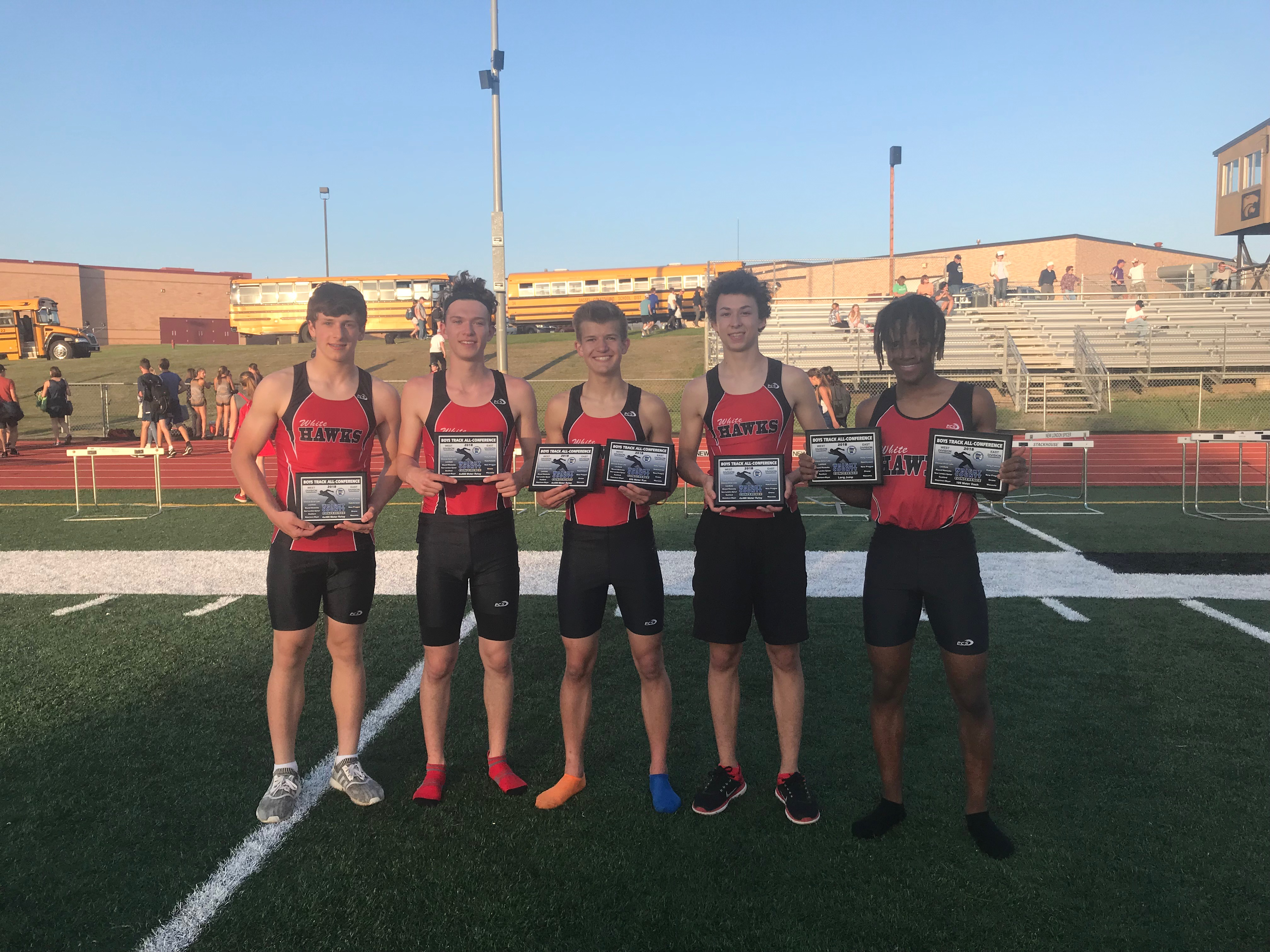 MWHS Competes at WCC West Conference Track Meet