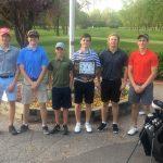 Boys Golf Captures WCC Championship