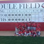 Baseball Team Clinches Conference Championship