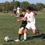 White Hawks Boys Soccer is 1-2 on Week