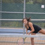 Girls Tennis Competes at Buffalo Tournament