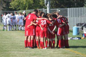 Boys Soccer vs. Mankato – 9.13.18