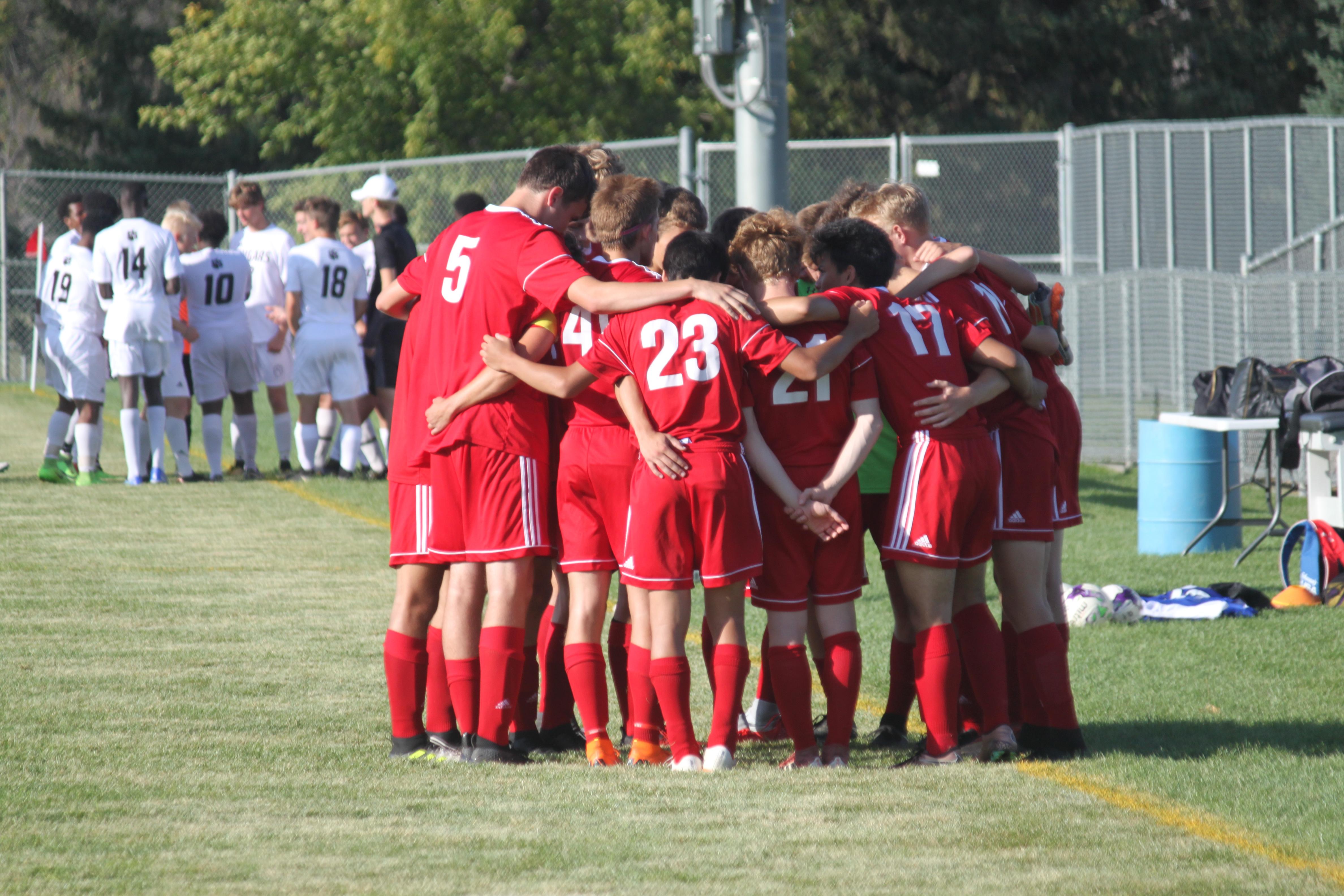 bde9df6e456b Mound Westonka Boys Varsity Soccer - Team Home Mound Westonka White ...
