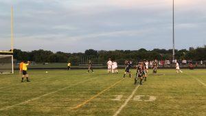 Boys Soccer vs. Holy Family – 9.11.18