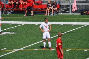 Boys Soccer vs. Monticello – 9.8.18