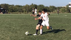 Boys Soccer vs. SW Christian – 9.15.18