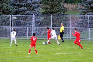 Boys Soccer vs. Rockford – 9.25.18
