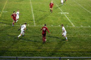 Boys Soccer vs. Hutchinson – 10.1.18