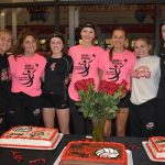 White Hawks Volleyball Celebrates Seniors
