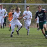 Boys Soccer Season Ends in Section Semis