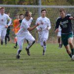 Boys Soccer Season Ends in Section Semis