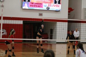 Volleyball vs. Watertown-Mayer – 9.27.18