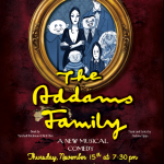 MWHS Theatre Presents 'The Addams Family'