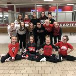 Wrestling Cheer Squad Gears Up for Season