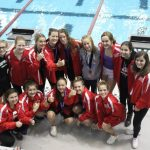 White Hawks Swimmers Make Top 8 at State Championships
