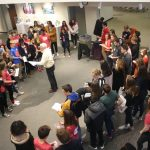 MWHS Senate Hosts Student Leadership Meeting