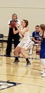 Girls Basketball vs. St. Anthony Village – 12.1.2018