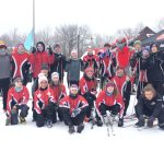 White Hawks Participate in Nordic Opener