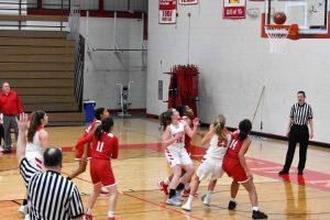 Girls Basketball vs. Benilde – 12.8.2018