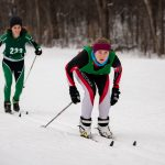 Nordic Team Competes in Classic Ski Race