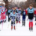 Nordic Ski Closes Out 2018 with Skate Race