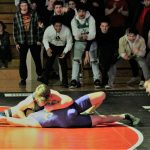 MWHS Wrestlers Win 'Battle of the Hawks'