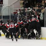 Boys Hockey Tops Defending State Champs in OT