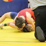White Hawks Wrestlers Split Duals