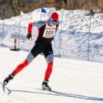 Boys Nordic Team Takes Second in Conference