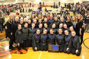 Section 3AA Jazz Dance Championships – 2.2.2019