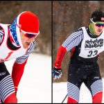 White Hawks Send Two Nordic Skiers to State