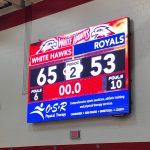 White Hawks Ward Off Watertown Girls Bball