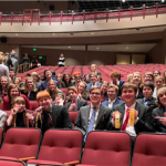 Westonka Speech Earns Second-Place Team Trophy