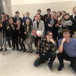 Westonka Speech Competes in Middle School Tourney