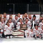 Girls Hockey Takes Fourth at State
