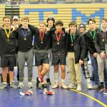 White Hawks Wrestlers Send Four to State