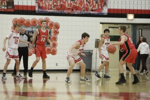 Boys Basketball vs. Annandale – 2.26.19